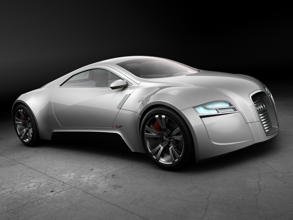 download Audi-r-Zero Concept Car Wallpaper 2014-15