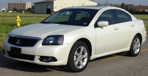 download Mitsubishi 2009 Mitsubishi Galant Car HD