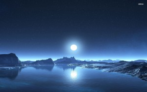 download Moon light Strange Hd Wallpapers