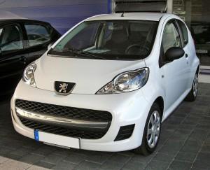 download Peugeot 107 Car Pics