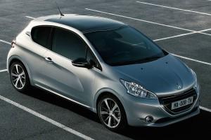 download Peugeot 208 Car HD Wallpapers