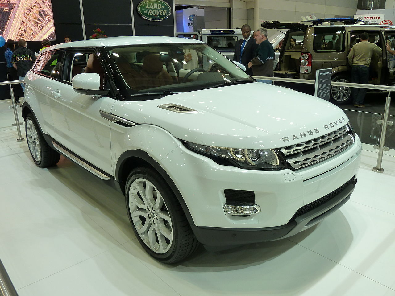 download Range Rover Collection HD Wallpapers