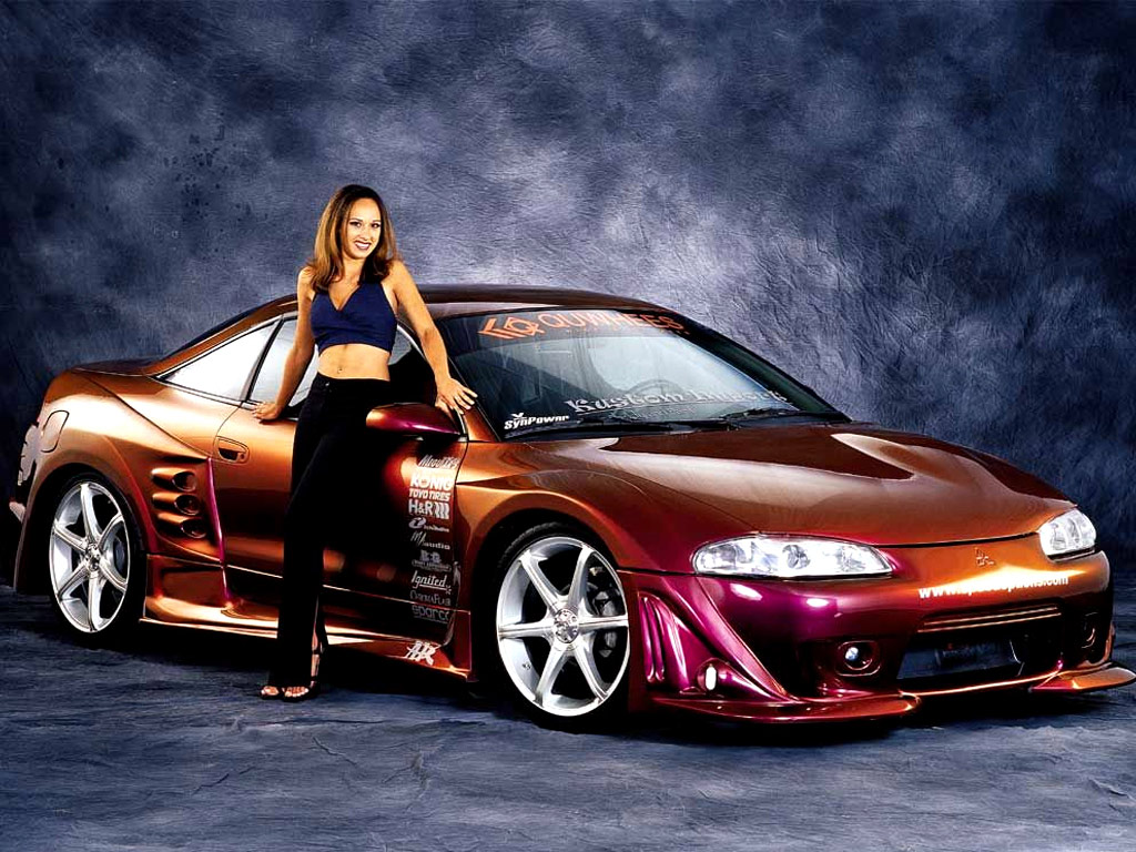 Sports Car With Sports Girl 2014 15 Wallpapers Hd