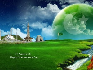 download Beautiful Pakistan-14Th August Wallpapers