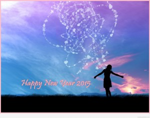 free Quote New  Year HD Wallpaper-2015