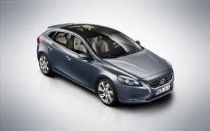 Download 2015 Stunning Grey Volvo Hd Wallpaper