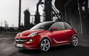 Download 3D Opel Adam Car 1080p Hd Wallpaper