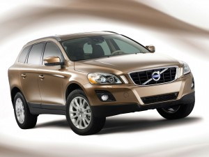 Download Bronze Volvo XC60 Car Hd Wallpaper