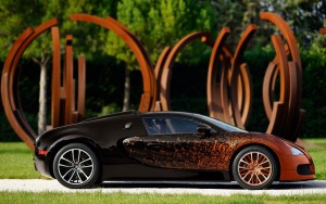 Download Bugatti Veyron Quirky Car HdWallpaper