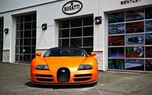 Download Bugatti Veyron Showroom Hd Wallpaper