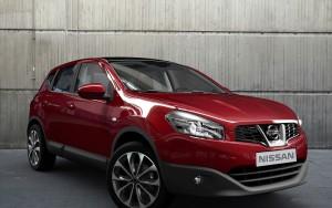 Download Classy Nissan Qashqai Car HdWallpaper