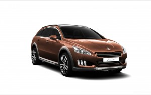 Download Classy Peugeot RXH Car Hd Wallpaper