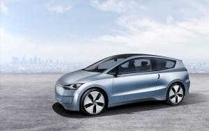 Download Cloudy Volkswagen 3D Car Hd Wallpaper