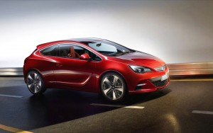 Download Concept Car Vauxhall GTC Hd Wallpaper