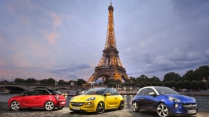 Download Exhibiting Opel Adam Cars HdWallpaper