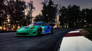 Download Falken Porsche RSR 17 Car HdWallpaper