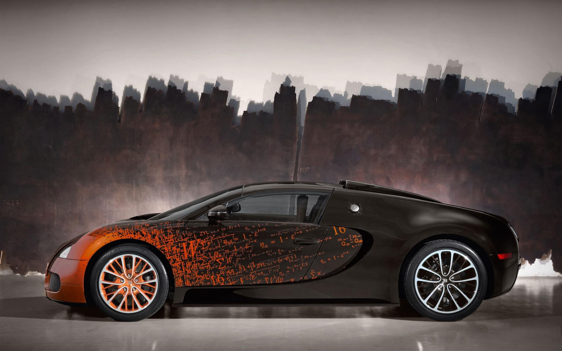 Bugatti Veyron Up Fire Car 2014 | El Tony
