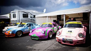 Download Funky PorscheVintage Cars HdWallpaper