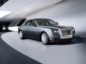 Download Ghost 3D Rolls  Royce Car Hd Wallpaper