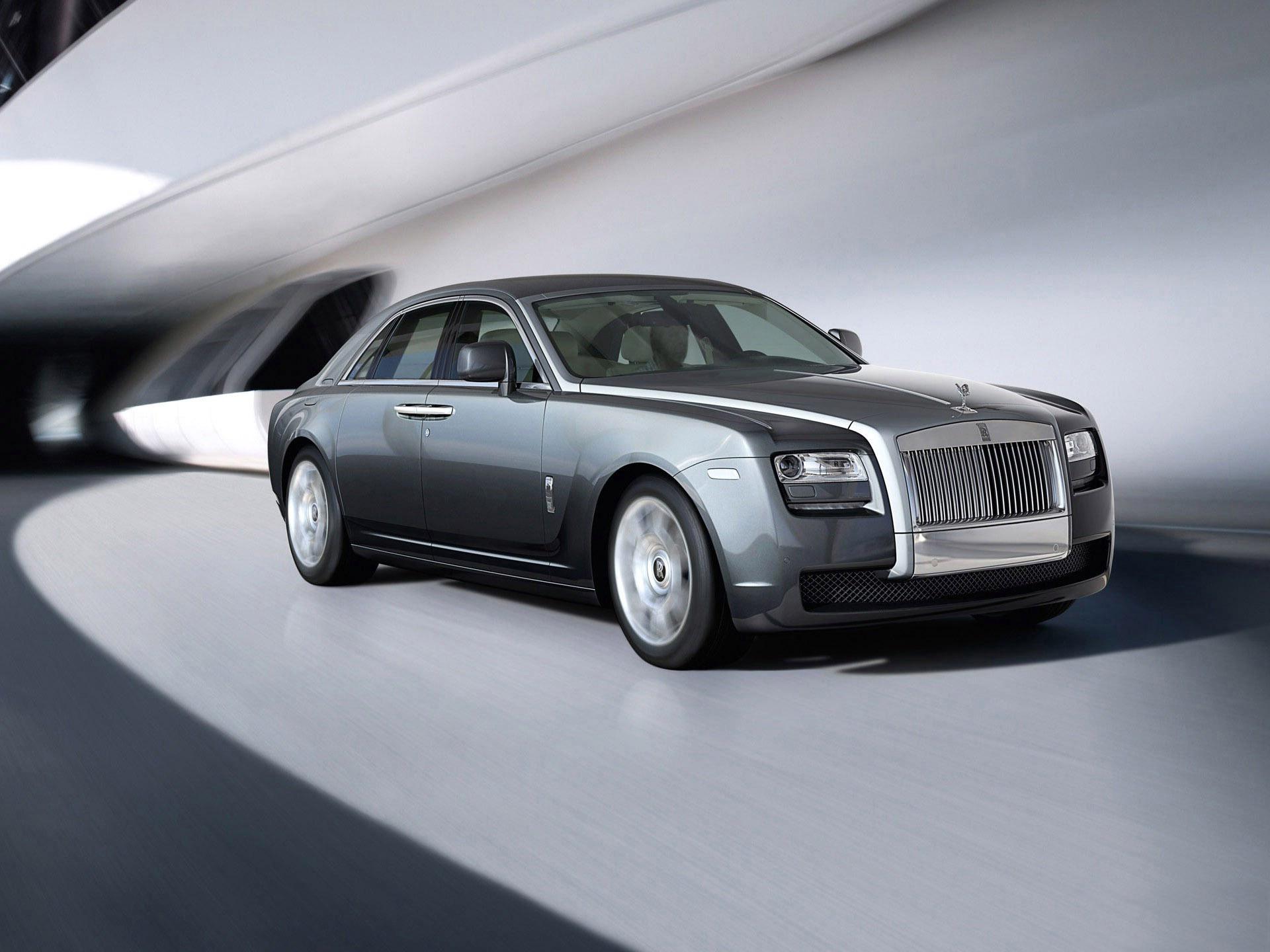 Ghost 3d Rolls Royce Car Hd Wallpaper My Site