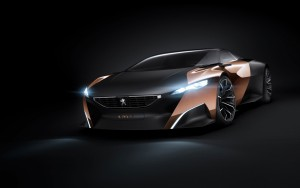 Download Glam Peugeot ONYX Car Hd Wallpaper