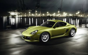 Download Gleamed Porsche Cayman R Hd Wallpaper