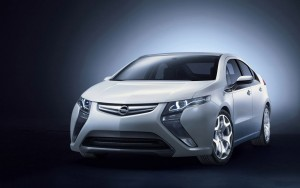 Download Glint Opel Ampera Car Hd Wallpaper