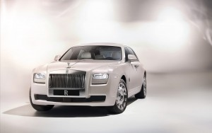 Download Heroic Rolls Royce Ghost Hd Wallpaper