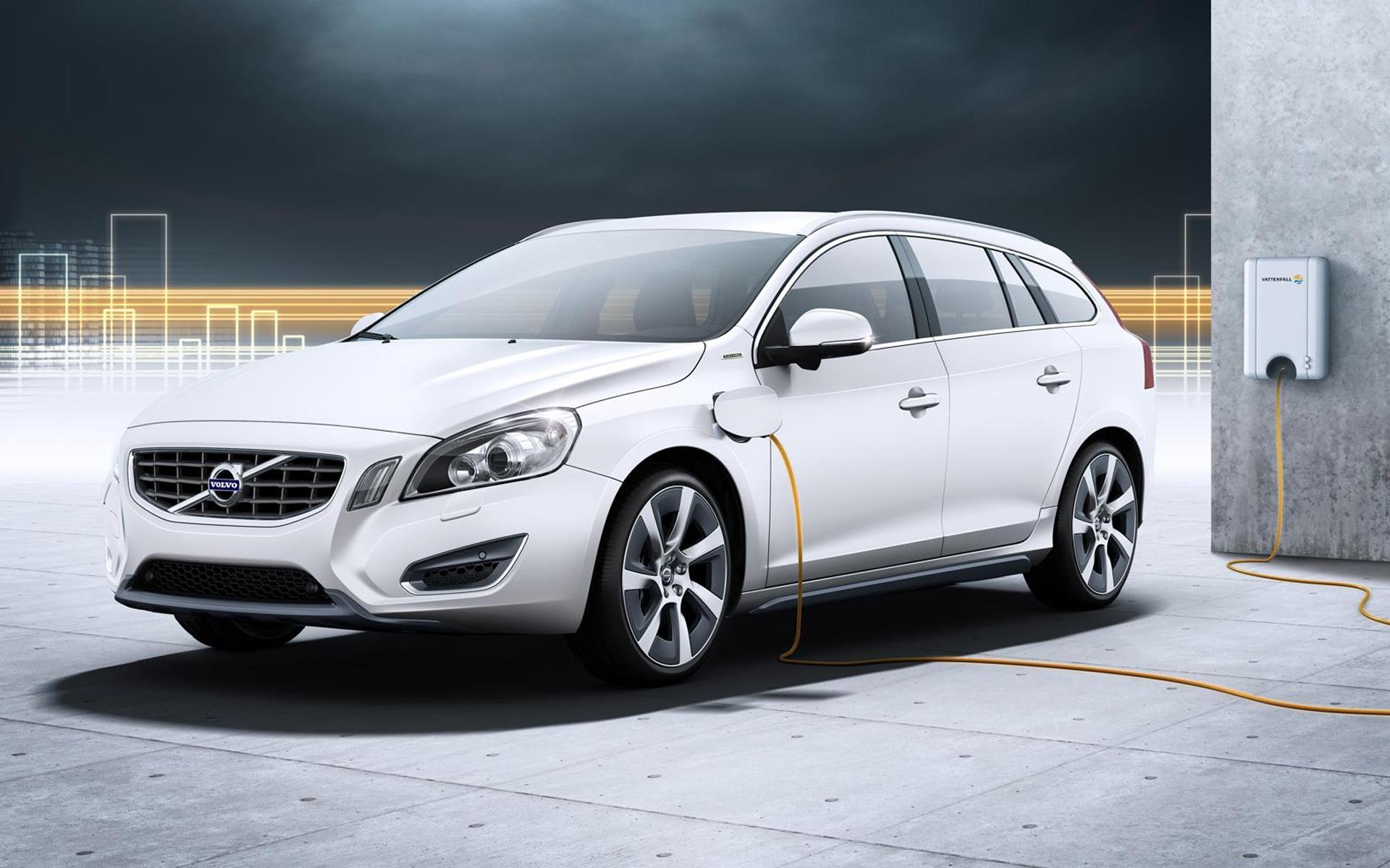 Lets Fuel Up Volvo Car Hd Wallpaper |