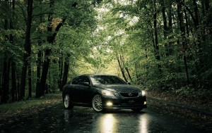 Download Lexus InTropical Woods Hd Wallpaper