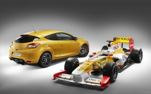 Megane Renault Sports Car HdWallpaper