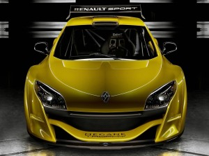 Download MeganeTrophy Renault Car Hd Wallpaper