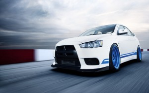 Download Mitsubishi Lancer SpeedX Hd Wallpaper