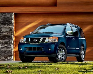Download Nissan Armada 2015 Car Hd Wallpaper