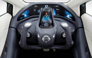 Download Nissan Glider 3D Interior HdWallpaper
