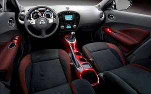 Download Nissan Juke Car Interior Hd Wallpaper