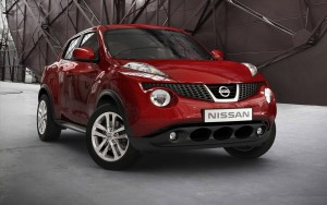 Download Nissan Juke Classic Car Hd Wallpaper