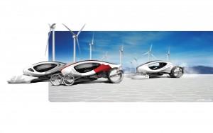 Download Nissan V2 Abstract Design HdWallpaper