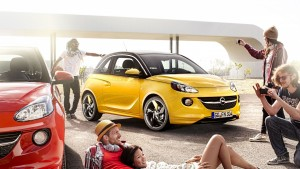 Download Opel Adam 2013 Shoot Car Hd Wallpaper