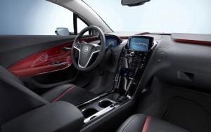 Download Opel Ampera 3D Interior Hd Wallpaper