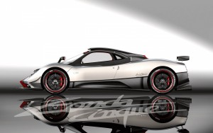 Download Pagani Zonda Cinque Echo Hd Wallpaper