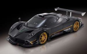 Download Pagani Zonda R 3D Car Hd Wallpaper