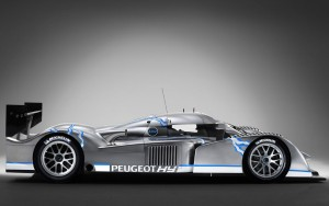 Download Peugeot 908 Hy Sports Car HdWallpaper