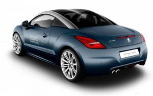 Download Peugeot RCZ Hybrid 4 Car Hd Wallpaper
