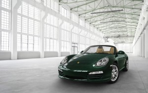 Download Porsche Boxter OffCentre Hd Wallpaper
