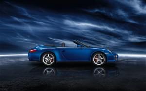 Download Porsche Carrera Cabriolet Hd Wallpaper