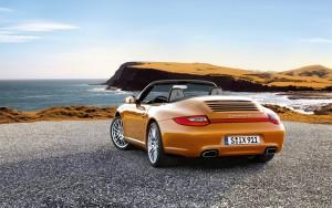 Download Porsche Carrera Cabriolet HdWallpaper