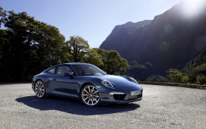 Download Porsche Carrera Sunshine Car Hd Wallpaper