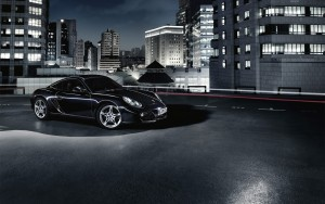 Download Porsche Cayman Calmness Hd Wallpaper