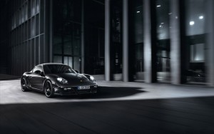 Download Porsche Cayman Illusion Hd Wallpaper